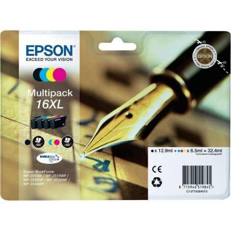 Multipack Originale Epson 16XL