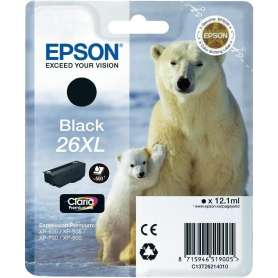 Cartuccia Originale Epson 26XL Nero