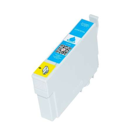 Cartuccia Compatibile Epson 27XL Ciano