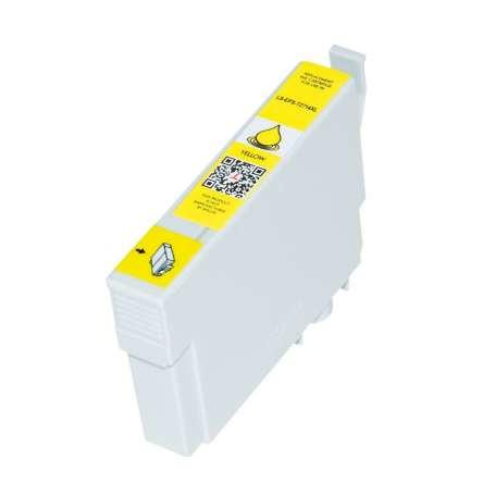Cartuccia Compatibile Epson 27XL Giallo
