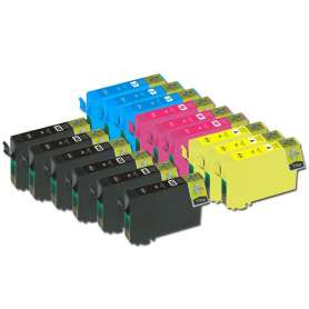 Multipack Cartucce Compatibili Espon T1285