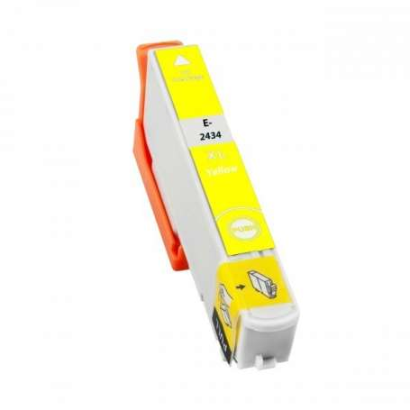 Cartuccia Compatibile Epson 24XL, T2434 Giallo