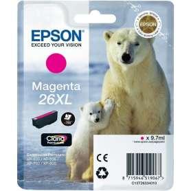 Cartuccia Originale Epson 26XL Magenta
