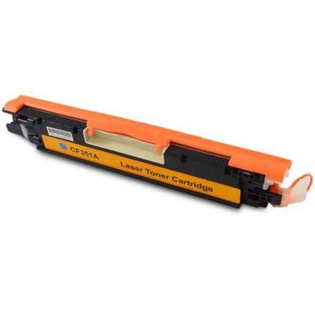 Toner Compatibile Hp CF351A Ciano