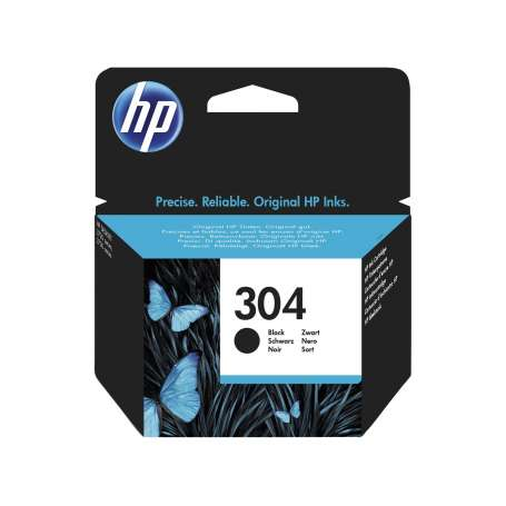 Cartuccia Originale Hp 304 Nera