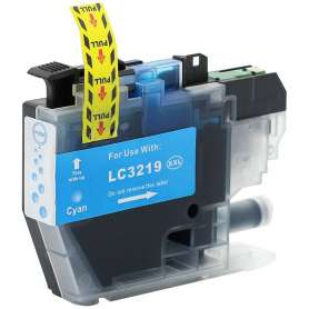 Cartuccia Compatibile Brother LC 3219XLC Ciano