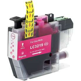 Cartuccia Compatibile Brother LC 3219XLM Magenta