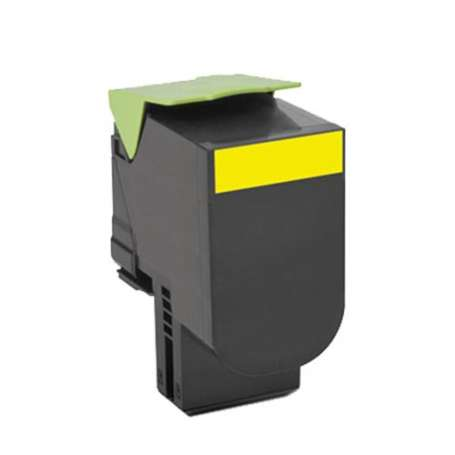 Toner Compatibile Lexmark CS 317DN Giallo