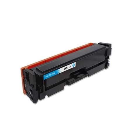 Toner Compatibile Hp CF531A Ciano