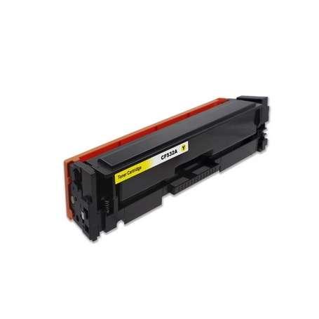 Toner Compatibile Hp CF532A Giallo