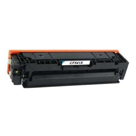 Toner Compatibile Hp CF541X Ciano, 203X