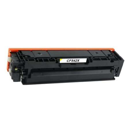Toner Compatibile Hp CF542X Giallo, 203X