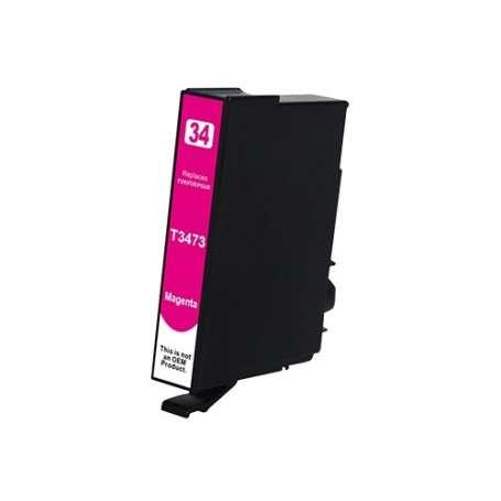 Cartuccia Compatibile Epson 34XL Magenta, T3473