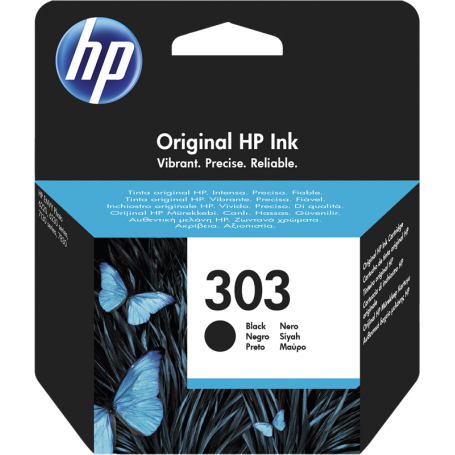 Cartuccia Originale HP 303 Nera