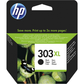 CARTUCCIA ORIGINALE HP 303 XL  NERA