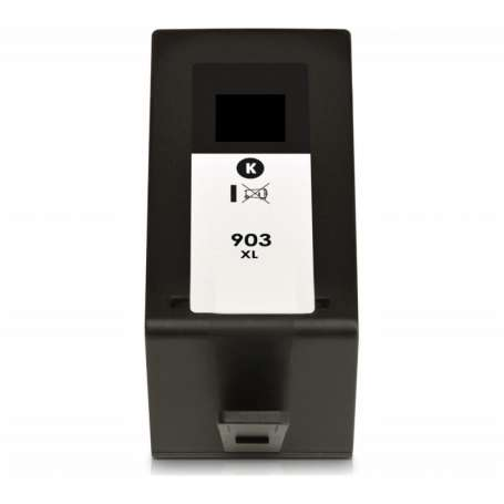 CARTUCCIA COMPATIBILE HP 903XL NERO