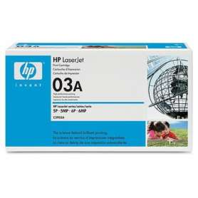Toner Originale HP BLACK C3903A