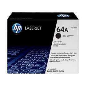 Toner Originale HP CC364A Black
