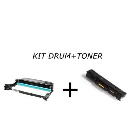 kit Drum + Toner per Xerox Phaser 3260 Workcentre 3225 101R00474