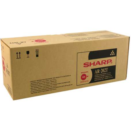 Toner Originale SHARP: AR 163, AR 201, AR 206, AR M160, AR M165, AR M205, AR M207