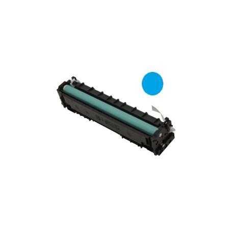 Toner compatibile per HP 415X Ciano XL (senza chip)