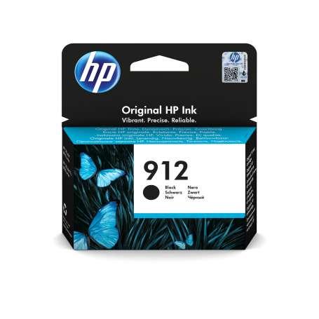 Cartuccia di inchiostro nero originale HP 912