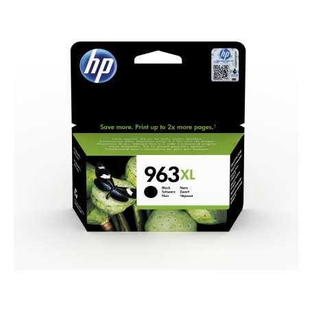Cartuccia di inchiostro nero originale HP 963XL