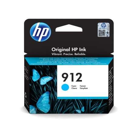 Cartuccia di inchiostro ciano originale HP 912