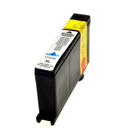 Cartuccia Compatibile Lexmark 100XL Ciano