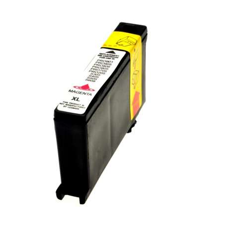 Cartuccia Compatibile Lexmark 100XL Magenta
