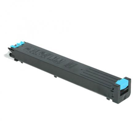 Toner Compatibile per Sharp MX-2310N MX-3111 MX-23GTBA Ciano