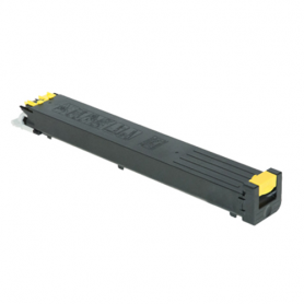 Toner Compatibile per Sharp MX-2310N MX-3111 MX-23GTBA Giallo