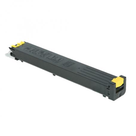 Toner Compatibile per Sharp MX-2310N MX-3111 MX-23GTBA Giallo