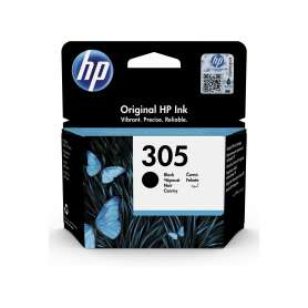 Cartuccia Originale HP 305 Nero (3YM61A)