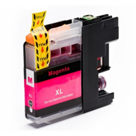 Cartuccia Compatibile per Brother LC-22U Magenta