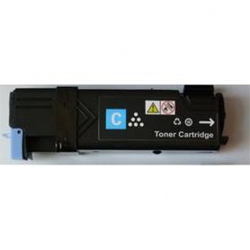 Toner Compatibile per Xerox Phaser 6130 106R01278 ciano