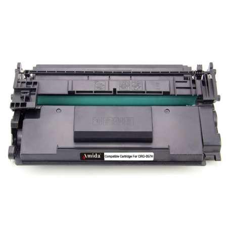 Toner Compatibile per Canon 057H Nero 3010C002 (Senza Chip)