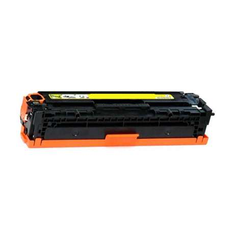 Toner Compatibile HP toner Giallo CE742A 307A