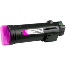 Toner per Xerox WorkCentre 6515 Phaser 6510 106R03478 Magenta