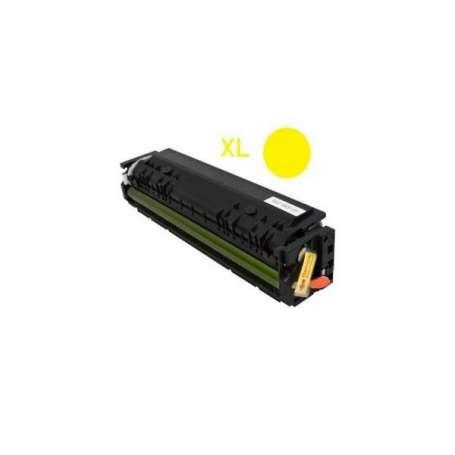 Toner compatibile Hp W2212A 207A Giallo (senza Chip)