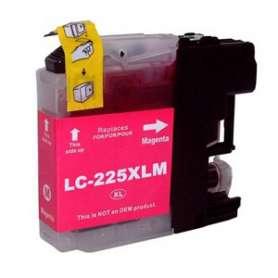 Cartuccia Compatibile per Brother LC 225XL Magenta
