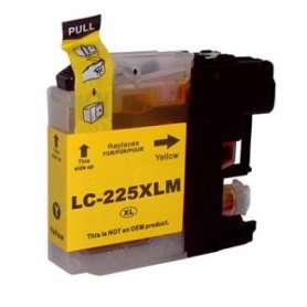 Cartuccia Compatibile per Brother LC 225XL Giallo