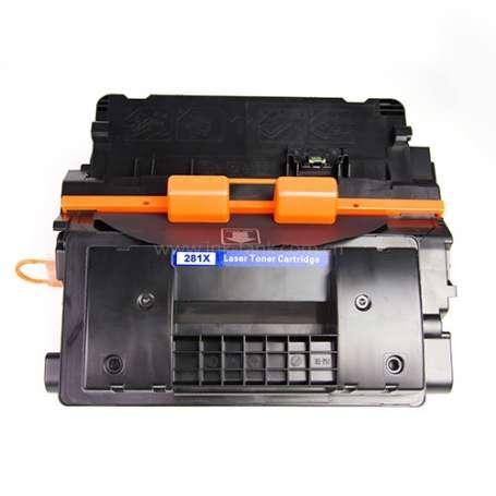 Cartuccia compatibile per HP Nero CF281X