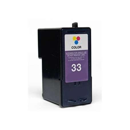 Rigenerazione Cartuccia Lexmark 33, Lexmark 35 Colore