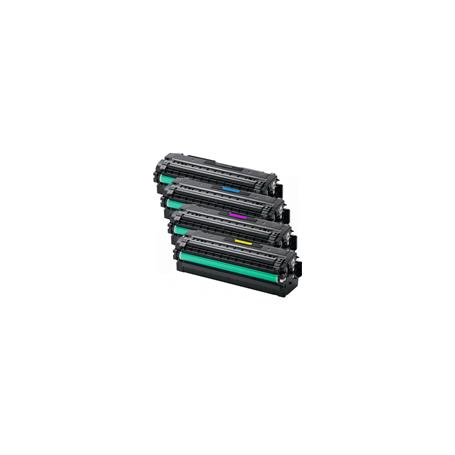 Toner Compatibile per Samsung CLT-M505L Magenta