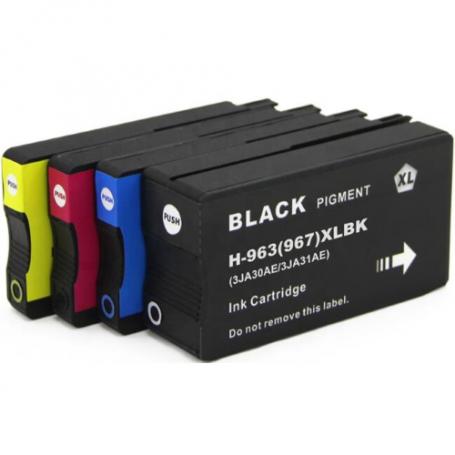 Cartuccia compatibile per HP 963XL 3JA28AE Magenta