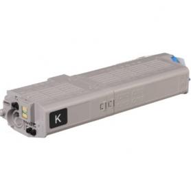 Toner per OKI MC563 c532 Nero 46490404