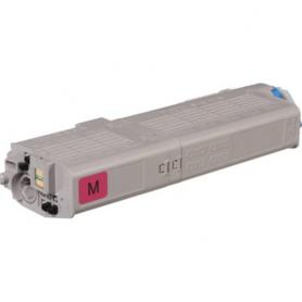 Toner per OKI MC563 c532 Magenta 46490402