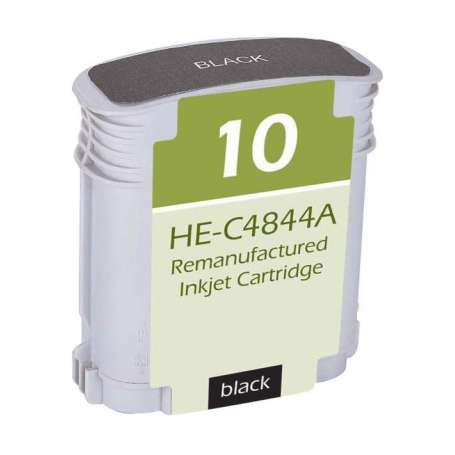 Cartuccia Compatibile HP 10 Nera (C4844A)