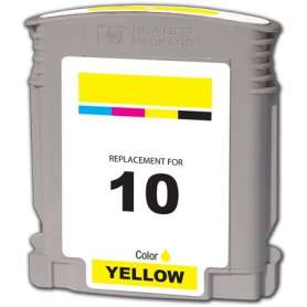 Cartuccia Compatibile HP 10 Giallo (C4842A)